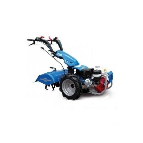 Motocultor BCS 728 GX 270 PS + Freza 66