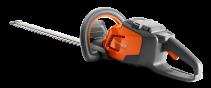 Motounealta pentru toaletat gard viu HUSQVARNA 115iHD45 (include baterie BLi10 și încărcător QC80)