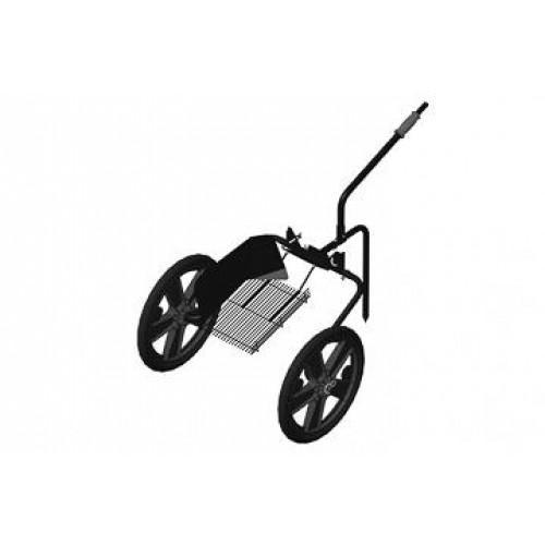 Carucior pentru transport aspirator Cifarelli V1200E