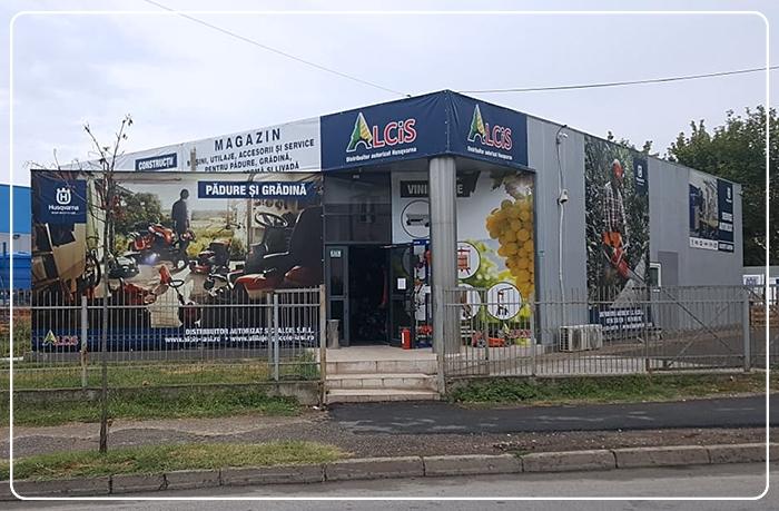 Magazin / Depozit central / Service - IASI